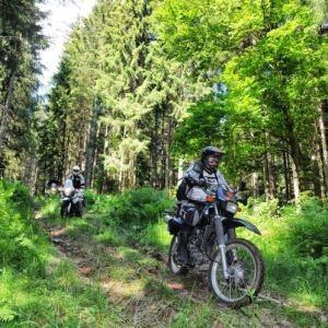 Touratech Travel-Event: Biker-Living pur