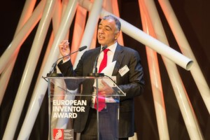 Christofer Toumazou, Gewinner des European Inventor Award 2014 Research Category