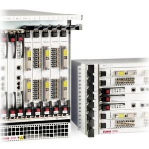Ciena zeigt 8700 Packetwave Plattform