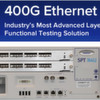 Spirent testet 400G Core Router live