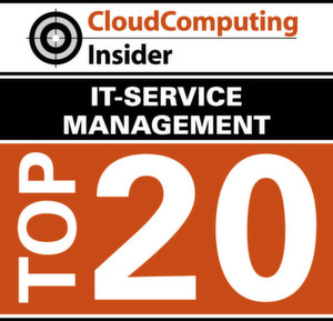 "Best of ""IT-Service Management aus der Cloud"": Top-Liste der besten und am verbreitetsten cloud-basierten ITSM-Tools."
