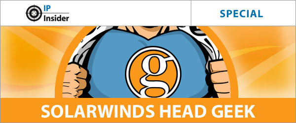 Head Geeks von SolarWinds