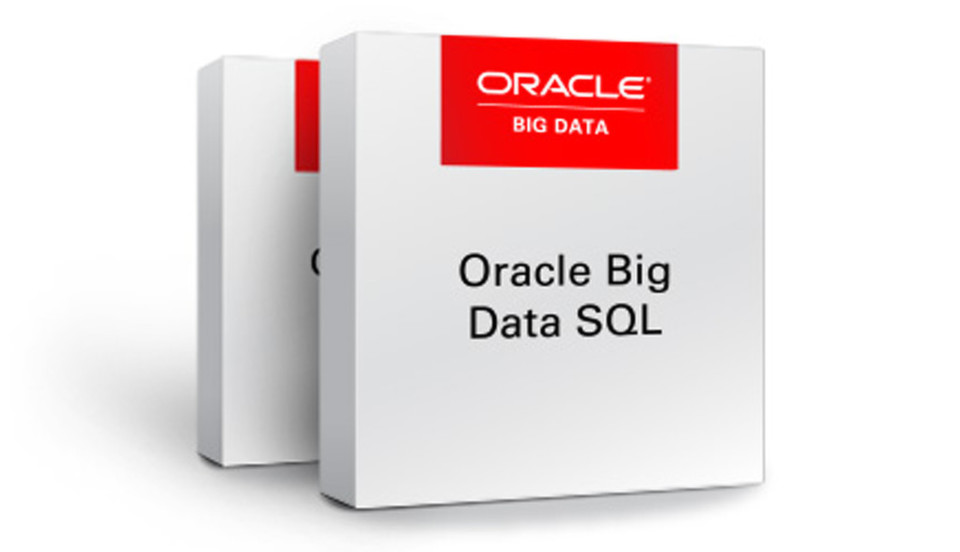 Oracle hat die Software Big Data SQL angekündigt.