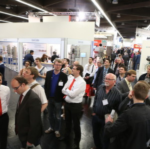 Powtech 2014 will open it´s doors from 30 September to 2 October 2014.