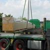 Rekordverdächtige Holzkiste bringt es auf 25,5 m Länge