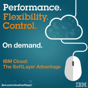 IBM bietet High-Performance-Datenmanagement in der Cloud.