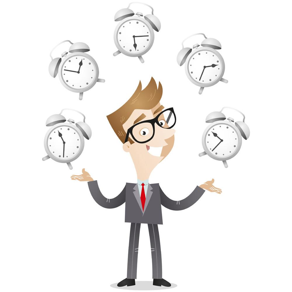 2. Zeitmanagement: Priorisieren Sie die noch anstehenden Aufgaben ...