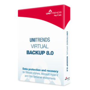 Unitrends hat Virtual Backup 8.0 vorgestellt.
