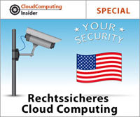 Special Rechtssicheres Cloud Computing