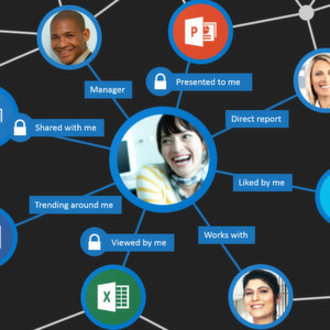 Search & Discovery mit Office Delve