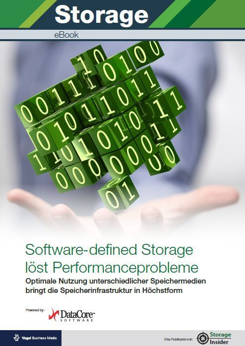 Software-defined Storage löst Performanceprobleme