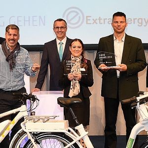 E-Bike-Award 2014: Danish Dynamite