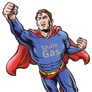 Benefiting from the shale gas bonanza, the American chemical industry is ready to fly like Superman.