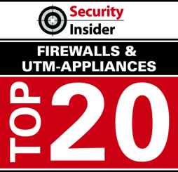Top 20 Firewalls & UTM-Systeme