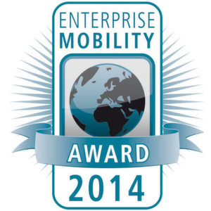 And the Enterprise Mobility Award goes to...