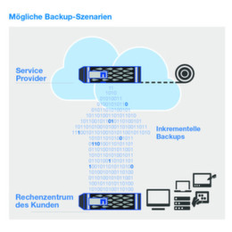 "Netapp bietet ""Backup as a Service"" an"