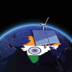 India boost the share of renewable energies