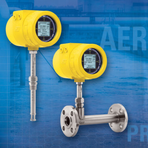 ST100 Aeration Flow Meter With Profibus Bus PA