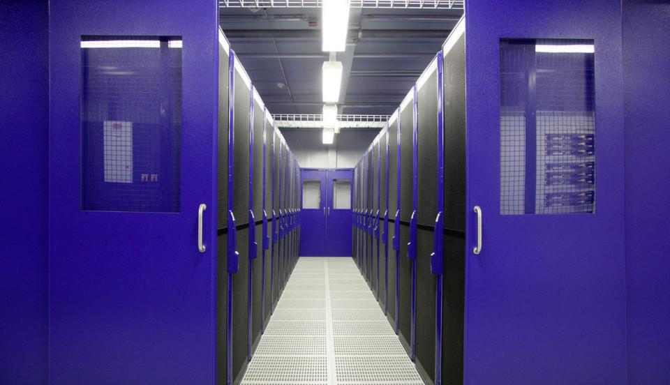 Gutes Beispiel vom TÜV Nord - Das Datacenter läuft und läuft ...