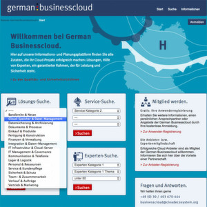 Cloud Ecosystem ruft German Business Cloud ins Leben