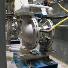 How Energy-Saving AODD Pumps Help to Keep Products Flowing