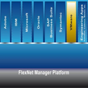 Flexnet Manager for VMware ist eine neue Komponente der Flexnet Manager Suite for Enterprises.