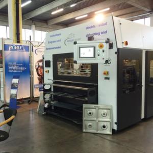 Gebrauchtmaschinenhändler Rühle bietet jetzt auch Edgeracer-Maschinen - Blechnet.com