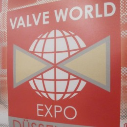 Valve World Expo 2014