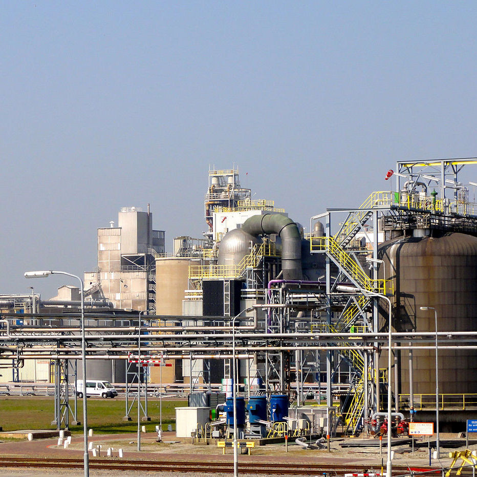 The Chemical Cluster Delfzijl is a sustainably developed industrial area for chemical related companies, connected to