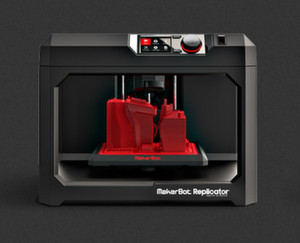Makerbot Europe and Datech announce European distribution agreement