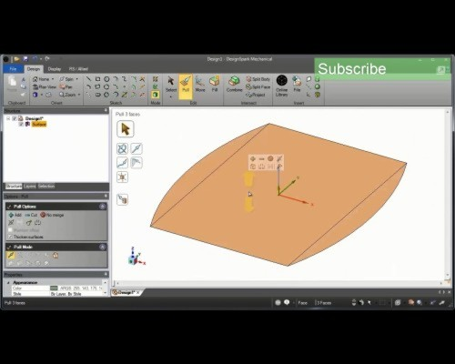 Designspark Mechanical Version 2.0: Die kostenfreie 3D-Modellierungs-Software in Aktion