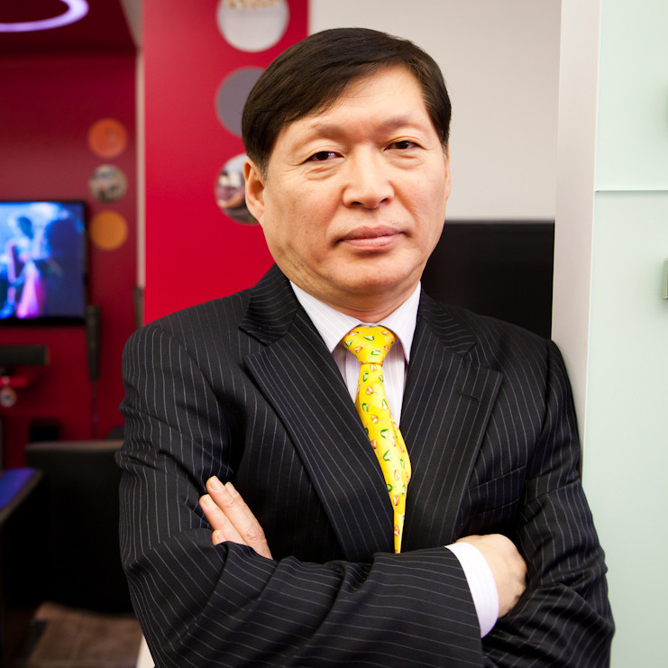 Young W. Lee, Chief Executive Officer (CEO) bei LG Electronics Deutschland