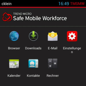 Trend Micro Safe Mobile Workforce 1.5 im Test