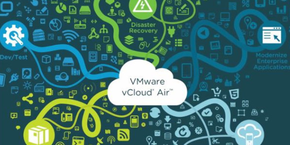 VMware hat Disaster Recovery und Networking in vCloud Air optimiert.