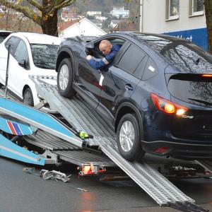 Neuwagenmarkt im Februar leicht rückläufig