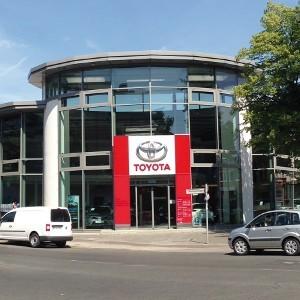 Die großen Autohändler: M.C.F. Motor Company