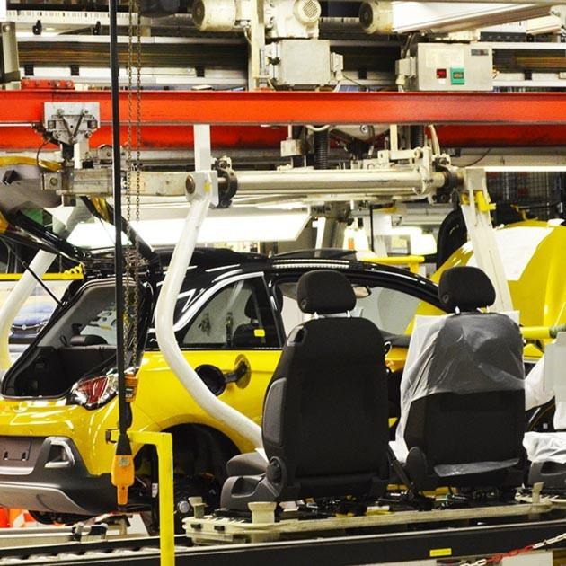 Opel Kurzarbeit In Eisenach