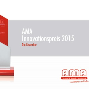 AMA Innovationspreis 2015: Sechs Teams nominiert