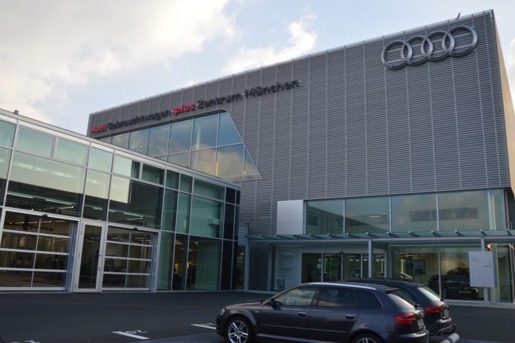 Bilder Gebrauchtwagenpalast Audi In Eching