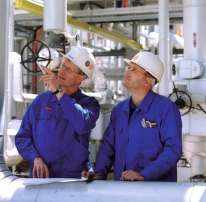 Polish paraffin producer Polwax relies on Thyssen Krupp Industrial Solutions' specialist expertise.
