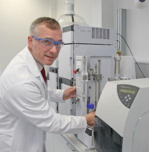Laborneubau bringt mehr Sicherheit für Mitarbeiter