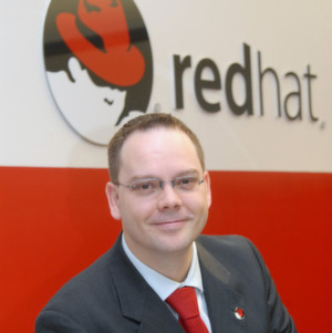 Lars Herrmann, Senior Director, Product and Business Strategy bei Red Hat