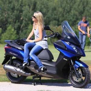 Preisrutsch: Kymco Downtown 300i ABS