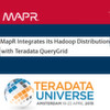 MapR integriert Hadoop-Distribution in Teradata QueryGrid