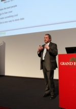 Impressionen der STORAGE Technology Conference 2015