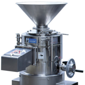 The GRANOMAT JP is used in the food, cosmetics, chemical and pharmaceutical industries.