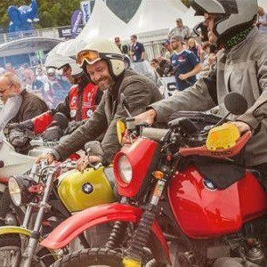 BMW Motorrad Days 2015: Make Life a Ride