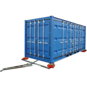 Seecontainer Hersteller container komfortabel bewegen