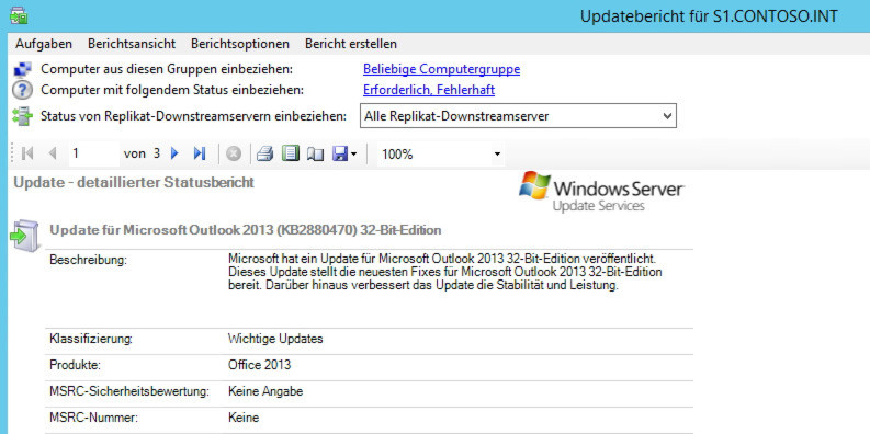 Die altegedienten Windows Server Update Services gehören mit den neuen Windows-Versionen der Vergangenheit an.