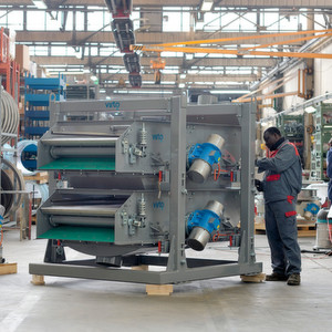 Machines Built For Difficult To Screen Solids
